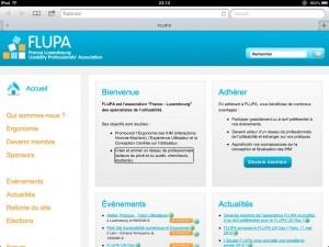 Site de Flupa