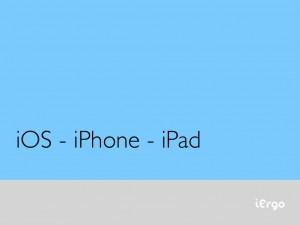 iOS - iPhone - iPad