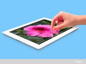 résolution et iPad