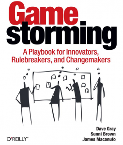 Couverture Gamestorming