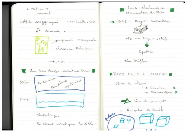 Notes Parisweb 4