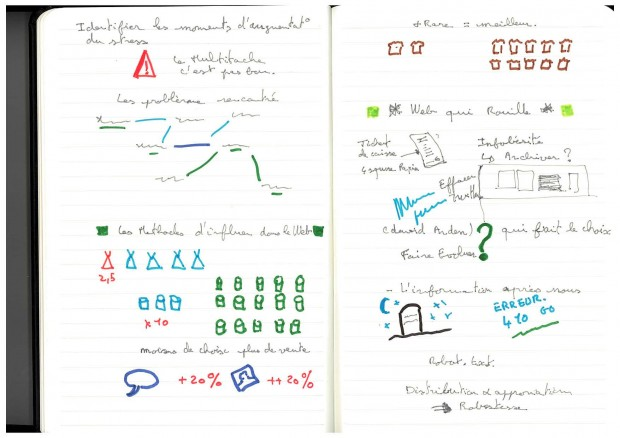 Notes Parisweb 5