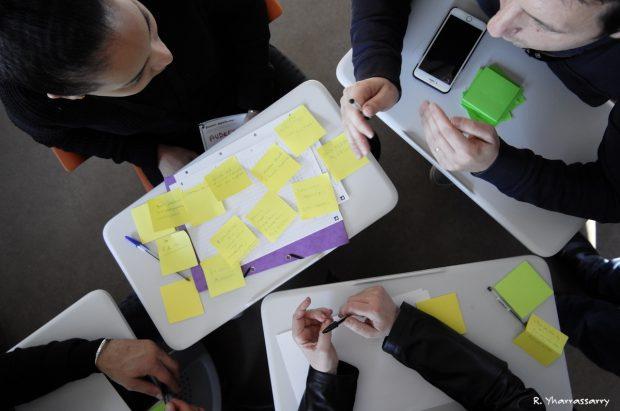 UX designers en co-concpetion