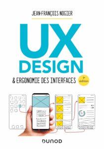 Livre UX design, Nogier